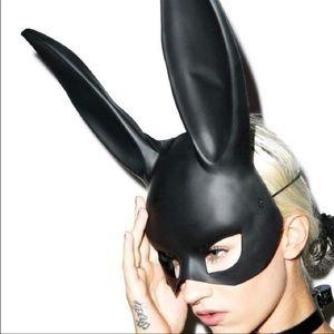 Dark Bunny Halloween Mask
